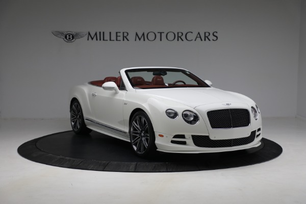 Used 2015 Bentley Continental GT Speed for sale $145,900 at Rolls-Royce Motor Cars Greenwich in Greenwich CT 06830 9