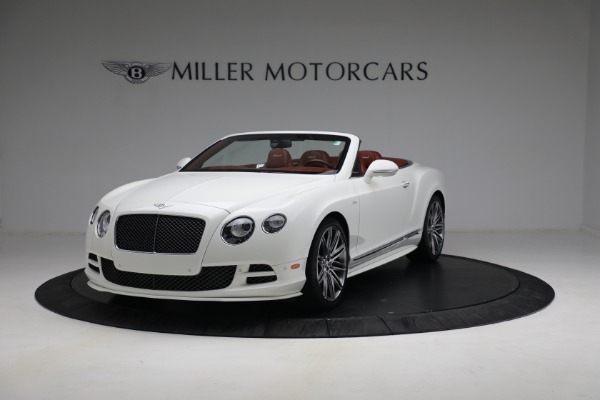 Used 2015 Bentley Continental GT Speed for sale $145,900 at Rolls-Royce Motor Cars Greenwich in Greenwich CT 06830 1