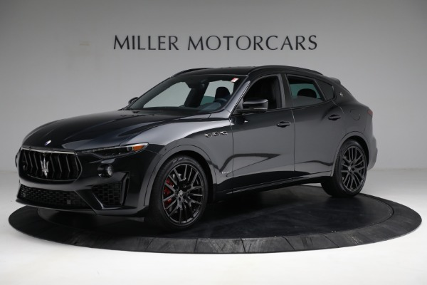 New 2021 Maserati Levante S GranSport for sale $105,849 at Rolls-Royce Motor Cars Greenwich in Greenwich CT 06830 2