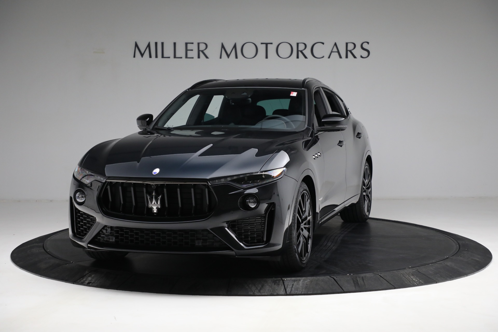 New 2021 Maserati Levante S GranSport for sale $105,849 at Rolls-Royce Motor Cars Greenwich in Greenwich CT 06830 1