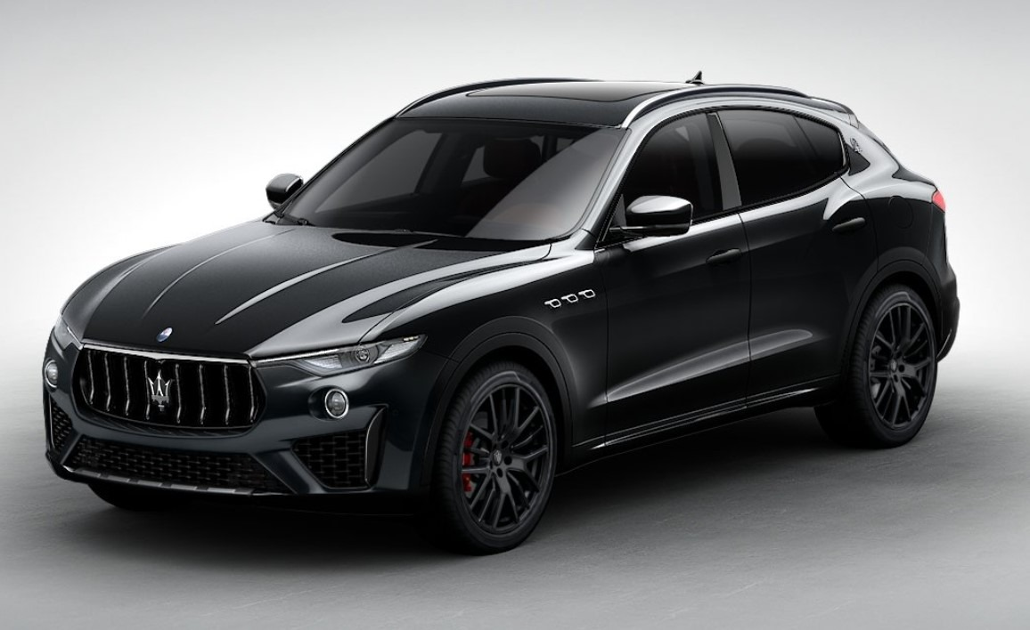 New 2021 Maserati Levante for sale $87,625 at Rolls-Royce Motor Cars Greenwich in Greenwich CT 06830 1