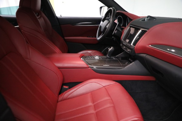 Used 2018 Maserati Levante GranSport for sale $59,900 at Rolls-Royce Motor Cars Greenwich in Greenwich CT 06830 13