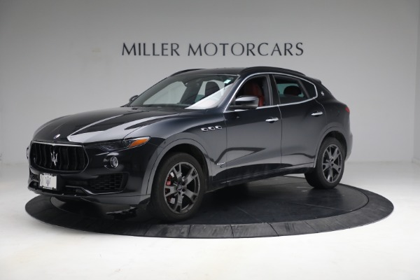 Used 2018 Maserati Levante GranSport for sale $59,900 at Rolls-Royce Motor Cars Greenwich in Greenwich CT 06830 2