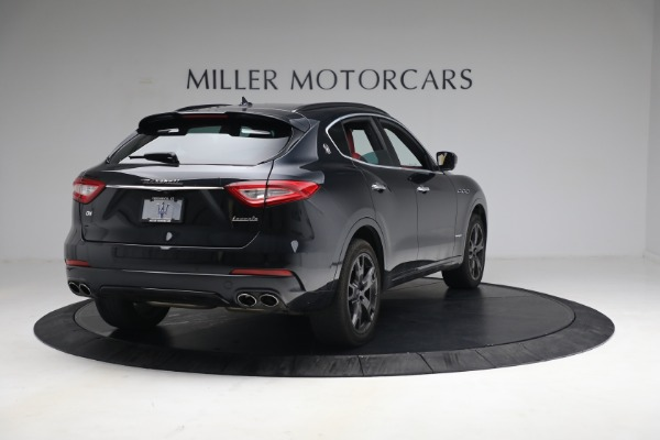 Used 2018 Maserati Levante GranSport for sale $59,900 at Rolls-Royce Motor Cars Greenwich in Greenwich CT 06830 6