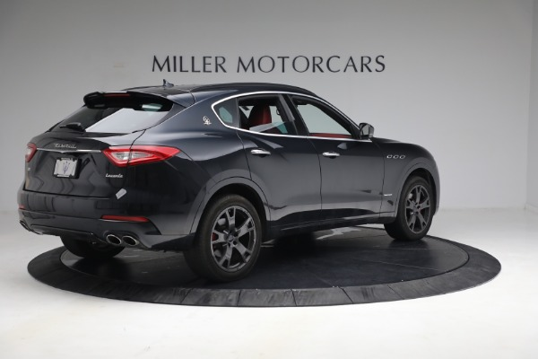 Used 2018 Maserati Levante GranSport for sale $59,900 at Rolls-Royce Motor Cars Greenwich in Greenwich CT 06830 7
