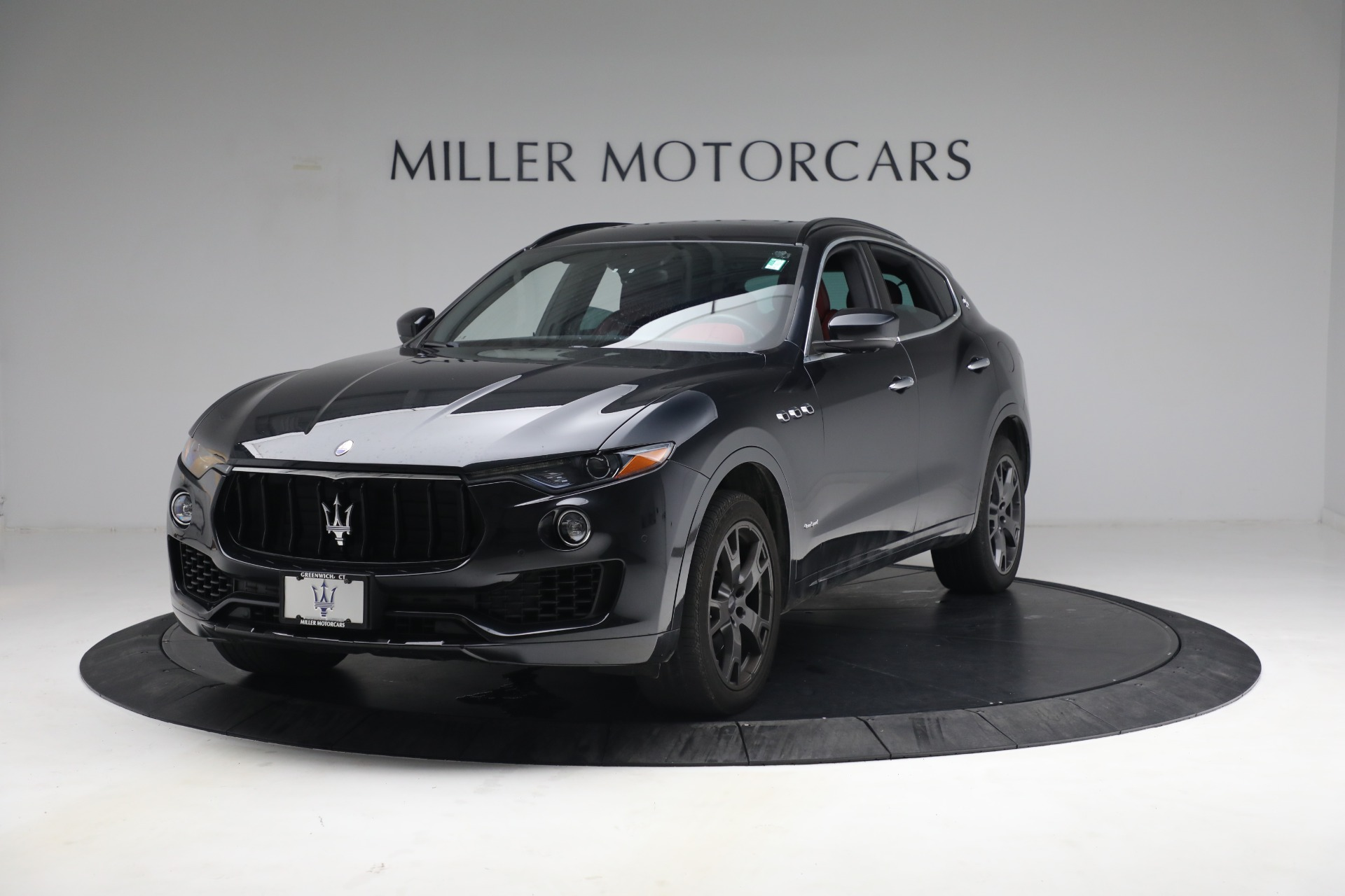 Used 2018 Maserati Levante GranSport for sale $59,900 at Rolls-Royce Motor Cars Greenwich in Greenwich CT 06830 1