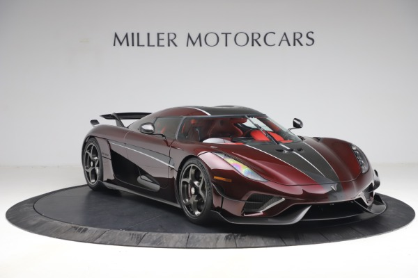 Used 2019 Koenigsegg Regera for sale Call for price at Rolls-Royce Motor Cars Greenwich in Greenwich CT 06830 11