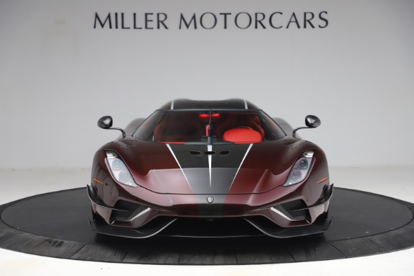 Used 2019 Koenigsegg Regera for sale Call for price at Rolls-Royce Motor Cars Greenwich in Greenwich CT 06830 12