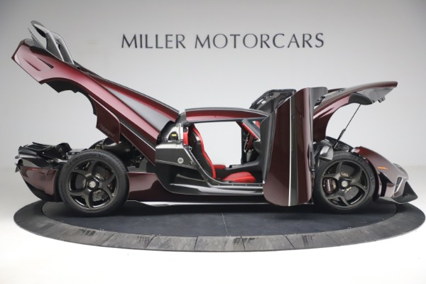 Used 2019 Koenigsegg Regera for sale Call for price at Rolls-Royce Motor Cars Greenwich in Greenwich CT 06830 13