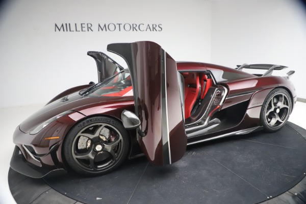 Used 2019 Koenigsegg Regera for sale Call for price at Rolls-Royce Motor Cars Greenwich in Greenwich CT 06830 14