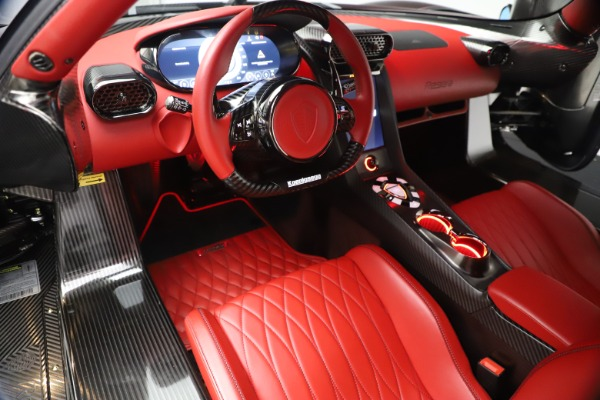 Used 2019 Koenigsegg Regera for sale Call for price at Rolls-Royce Motor Cars Greenwich in Greenwich CT 06830 15