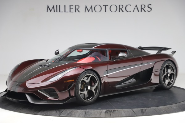 Used 2019 Koenigsegg Regera for sale Call for price at Rolls-Royce Motor Cars Greenwich in Greenwich CT 06830 2