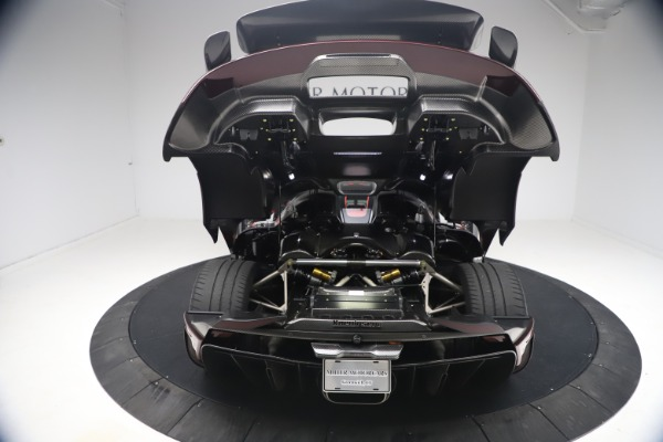 Used 2019 Koenigsegg Regera for sale Call for price at Rolls-Royce Motor Cars Greenwich in Greenwich CT 06830 21
