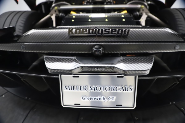 Used 2019 Koenigsegg Regera for sale Call for price at Rolls-Royce Motor Cars Greenwich in Greenwich CT 06830 23