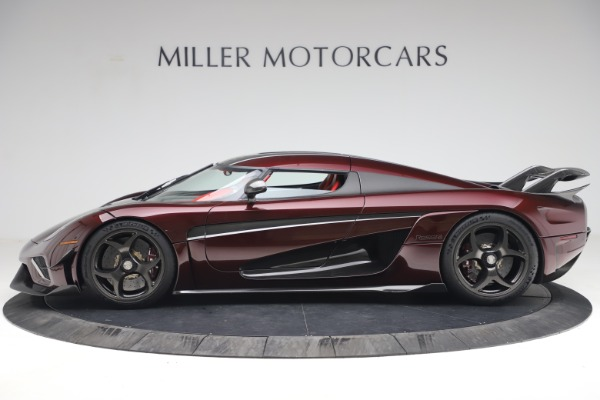 Used 2019 Koenigsegg Regera for sale Call for price at Rolls-Royce Motor Cars Greenwich in Greenwich CT 06830 3