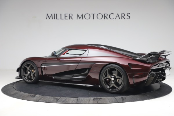Used 2019 Koenigsegg Regera for sale Call for price at Rolls-Royce Motor Cars Greenwich in Greenwich CT 06830 4