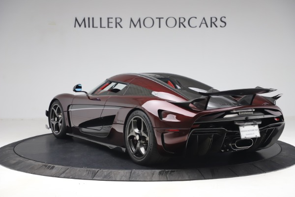 Used 2019 Koenigsegg Regera for sale Call for price at Rolls-Royce Motor Cars Greenwich in Greenwich CT 06830 5