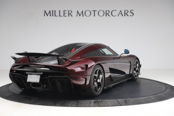 Used 2019 Koenigsegg Regera for sale Call for price at Rolls-Royce Motor Cars Greenwich in Greenwich CT 06830 7