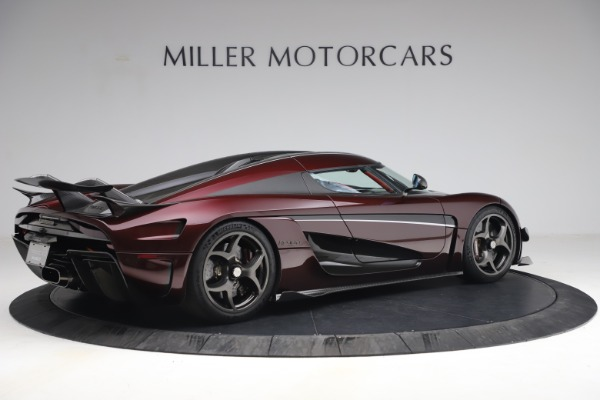 Used 2019 Koenigsegg Regera for sale Call for price at Rolls-Royce Motor Cars Greenwich in Greenwich CT 06830 8