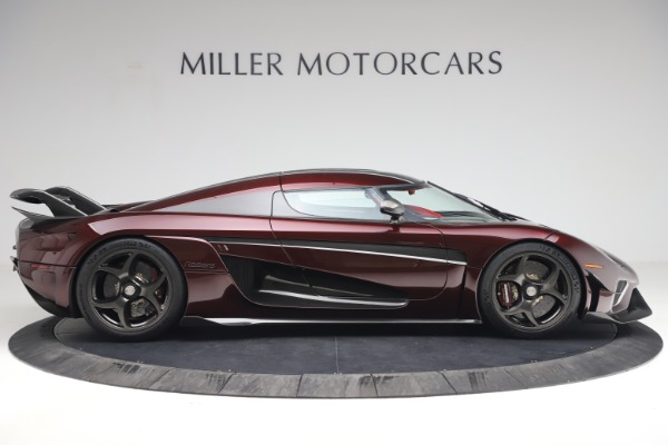 Used 2019 Koenigsegg Regera for sale Call for price at Rolls-Royce Motor Cars Greenwich in Greenwich CT 06830 9