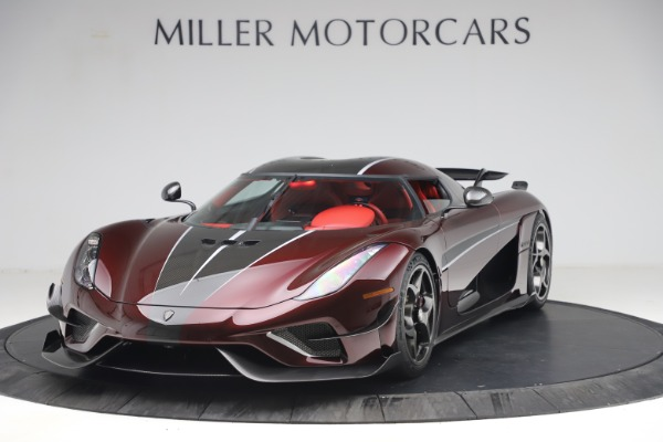 Used 2019 Koenigsegg Regera for sale Call for price at Rolls-Royce Motor Cars Greenwich in Greenwich CT 06830 1