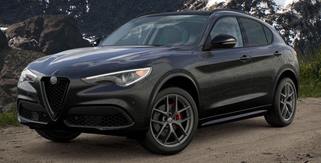 New 2021 Alfa Romeo Stelvio Ti for sale $52,705 at Rolls-Royce Motor Cars Greenwich in Greenwich CT 06830 1