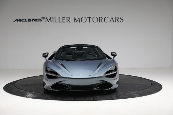 Used 2020 McLaren 720S Spider for sale $349,900 at Rolls-Royce Motor Cars Greenwich in Greenwich CT 06830 12