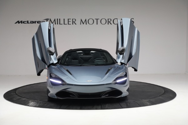 Used 2020 McLaren 720S Spider for sale $349,900 at Rolls-Royce Motor Cars Greenwich in Greenwich CT 06830 13