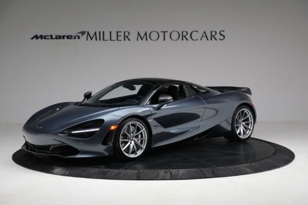 Used 2020 McLaren 720S Spider for sale $349,900 at Rolls-Royce Motor Cars Greenwich in Greenwich CT 06830 15