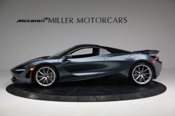 Used 2020 McLaren 720S Spider for sale $349,900 at Rolls-Royce Motor Cars Greenwich in Greenwich CT 06830 16