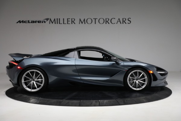 Used 2020 McLaren 720S Spider for sale $349,900 at Rolls-Royce Motor Cars Greenwich in Greenwich CT 06830 20