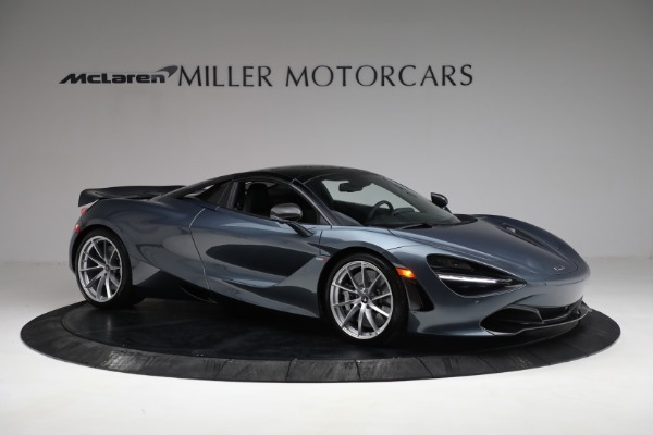 Used 2020 McLaren 720S Spider for sale $349,900 at Rolls-Royce Motor Cars Greenwich in Greenwich CT 06830 21