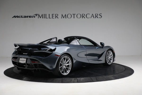 Used 2020 McLaren 720S Spider for sale $349,900 at Rolls-Royce Motor Cars Greenwich in Greenwich CT 06830 7