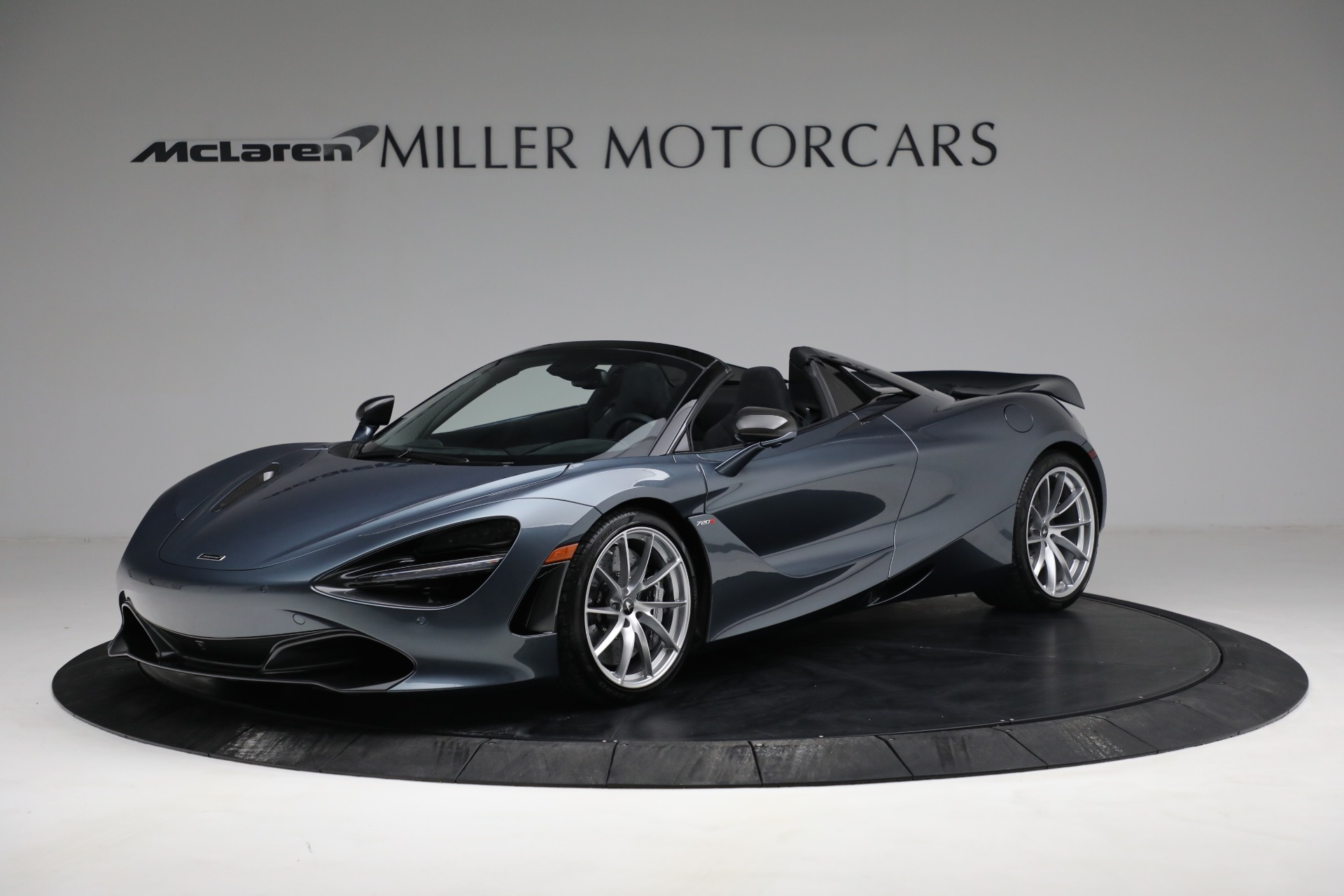 Used 2020 McLaren 720S Spider for sale $349,900 at Rolls-Royce Motor Cars Greenwich in Greenwich CT 06830 1