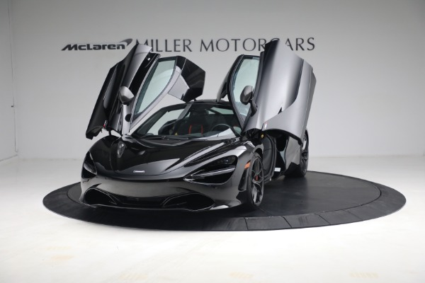 New 2021 McLaren 720S Performance for sale $344,500 at Rolls-Royce Motor Cars Greenwich in Greenwich CT 06830 15