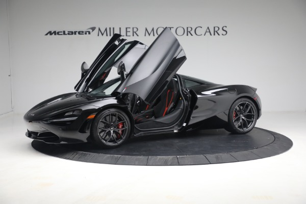 New 2021 McLaren 720S Performance for sale $344,500 at Rolls-Royce Motor Cars Greenwich in Greenwich CT 06830 17