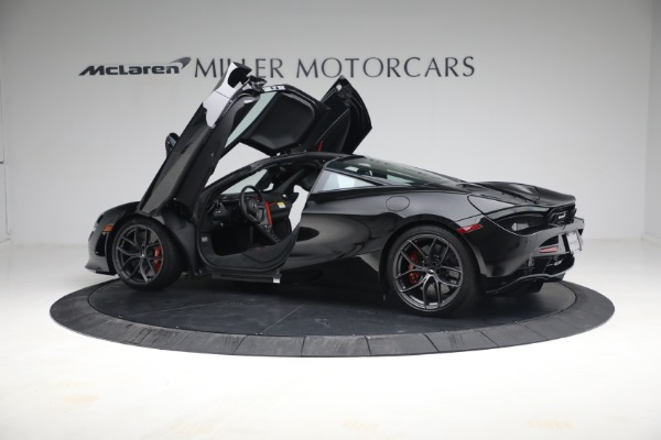 New 2021 McLaren 720S Performance for sale $344,500 at Rolls-Royce Motor Cars Greenwich in Greenwich CT 06830 19