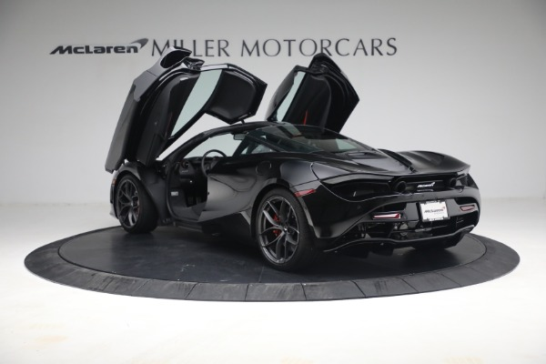New 2021 McLaren 720S Performance for sale $344,500 at Rolls-Royce Motor Cars Greenwich in Greenwich CT 06830 20