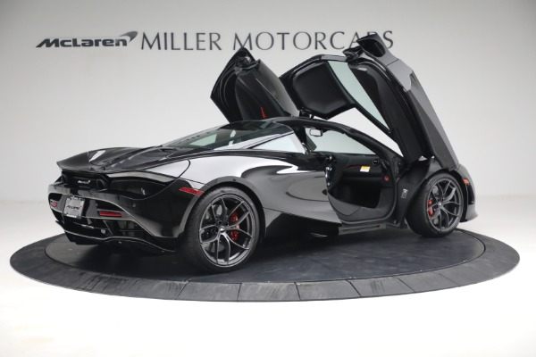 New 2021 McLaren 720S Performance for sale $344,500 at Rolls-Royce Motor Cars Greenwich in Greenwich CT 06830 23