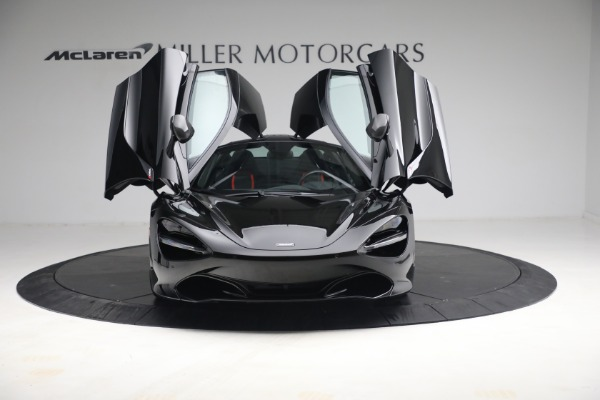New 2021 McLaren 720S Performance for sale $344,500 at Rolls-Royce Motor Cars Greenwich in Greenwich CT 06830 27