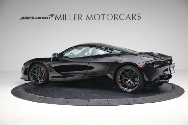 New 2021 McLaren 720S Performance for sale $344,500 at Rolls-Royce Motor Cars Greenwich in Greenwich CT 06830 4