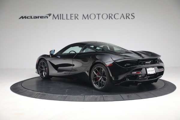 New 2021 McLaren 720S Performance for sale $344,500 at Rolls-Royce Motor Cars Greenwich in Greenwich CT 06830 5
