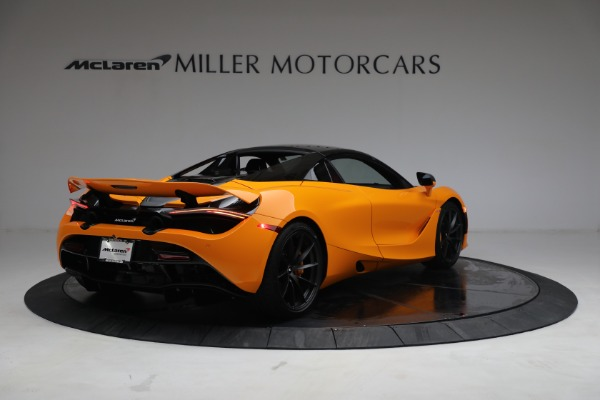 New 2021 McLaren 720S Spider for sale $378,110 at Rolls-Royce Motor Cars Greenwich in Greenwich CT 06830 19