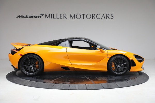 New 2021 McLaren 720S Spider for sale $378,110 at Rolls-Royce Motor Cars Greenwich in Greenwich CT 06830 20
