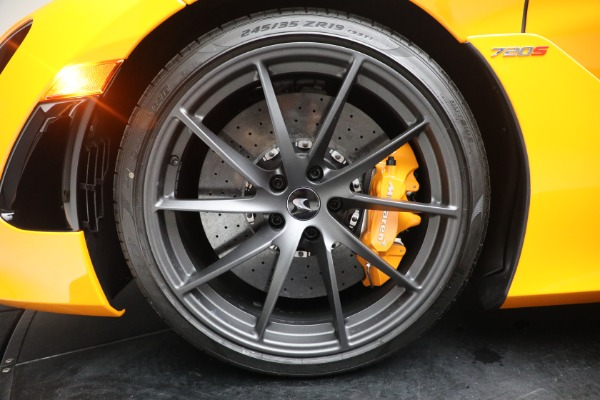 New 2021 McLaren 720S Spider for sale $378,110 at Rolls-Royce Motor Cars Greenwich in Greenwich CT 06830 23