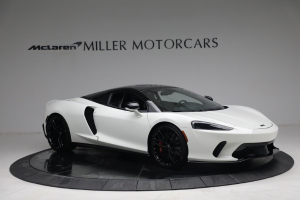 New 2021 McLaren GT Luxe for sale $217,205 at Rolls-Royce Motor Cars Greenwich in Greenwich CT 06830 10