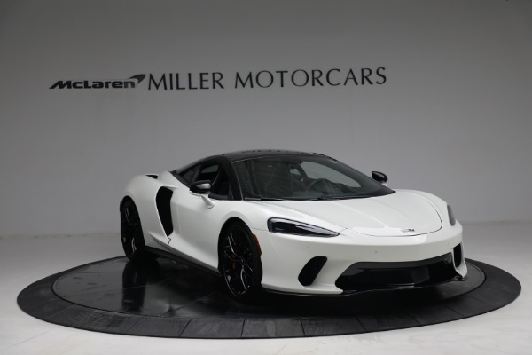 New 2021 McLaren GT Luxe for sale $217,205 at Rolls-Royce Motor Cars Greenwich in Greenwich CT 06830 11