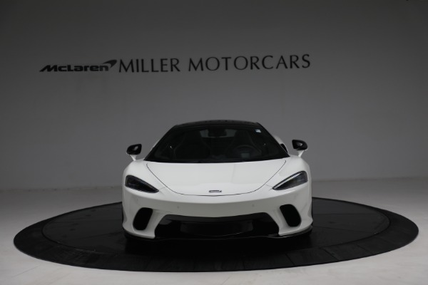 New 2021 McLaren GT Luxe for sale $217,205 at Rolls-Royce Motor Cars Greenwich in Greenwich CT 06830 12
