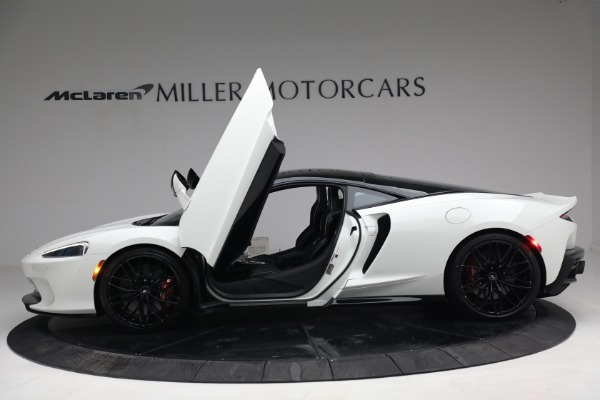New 2021 McLaren GT Luxe for sale $217,205 at Rolls-Royce Motor Cars Greenwich in Greenwich CT 06830 15