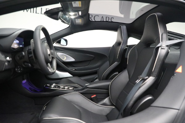 New 2021 McLaren GT Luxe for sale $217,205 at Rolls-Royce Motor Cars Greenwich in Greenwich CT 06830 18
